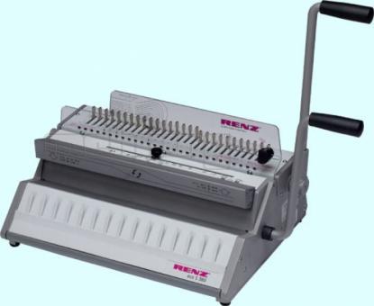 RENZ ECO S 360 kombinierte Handstanz- und Schließmaschine 2:1