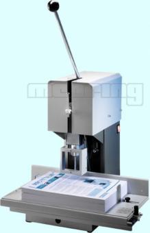 NAGEL Citoborma 111, 1-Spindelpapierbohrmaschine, Schiebetisch, 230 V