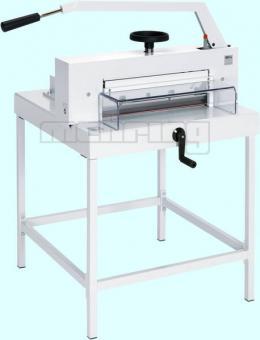 IDEAL 4705 Stapelschneider manuell, 475 mm Schnittlänge, Spindelpressung
