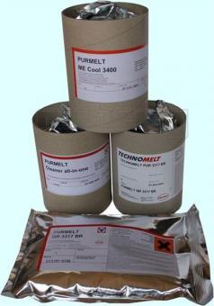 HENKEL QR 3317 BR PUR-Leim 1 kg Beutel Granulat