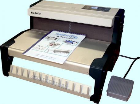 EC 3400 Bindesystem