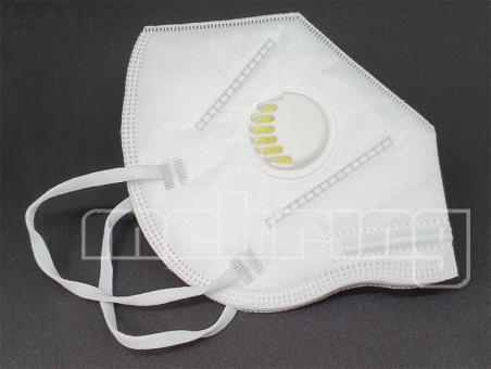 KN95 Einweg-Schutzmaske mit Ventil