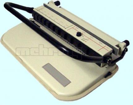 Wire-O Handstanz- und Bindegerät PB 34, 3:1, Rundloch 4 mm