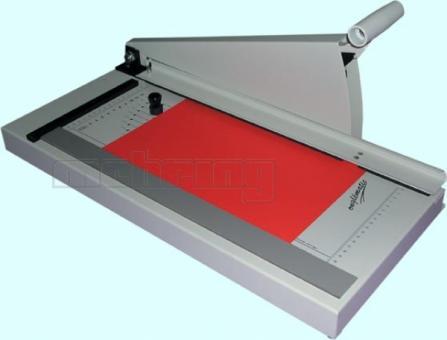 Onglematic 5, manuelle Registerstanze A4, elektrische Positionierung, 2 bis 31 Tabs