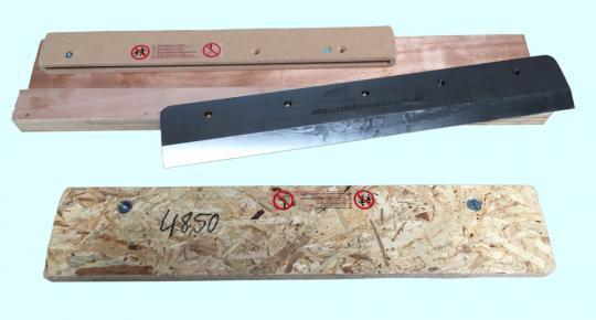 Ersatzmesser für IDEAL/EBA Schneidemaschinen 4700/4705/4810/4815/4850/4860