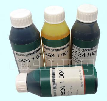 Leimfarbe zum Einfärben von Kaltleim-Dispersionsklebstoff