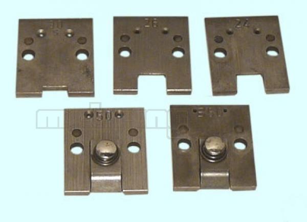 Buchbindereibedarf | NAGEL ET MK Untere Frontplatte 50 | Online Kaufen